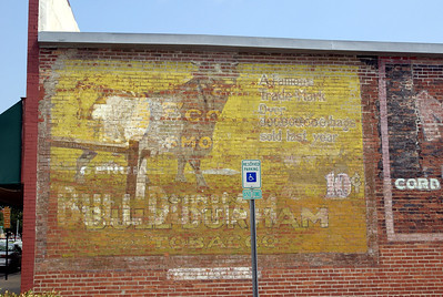 Bull Durham Tobacco Salina, KS