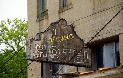 Alamo Hotel Granger, TX