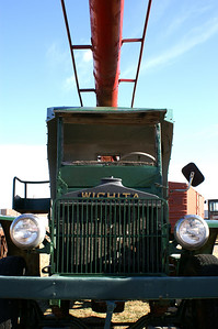 The boom in the oil industry in Texas created a demand for more trucks.  To get trucks faster to the field, the Wichita Truck Company was formed in Wichita Falls, TX.