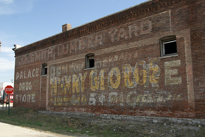 Multiple Ghostsigns Galena, KS